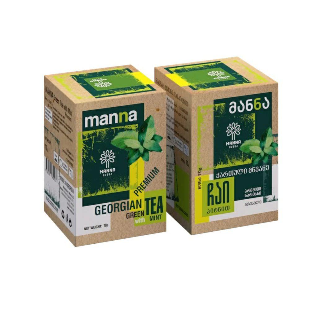 Prawdziwa gruzińska herbata