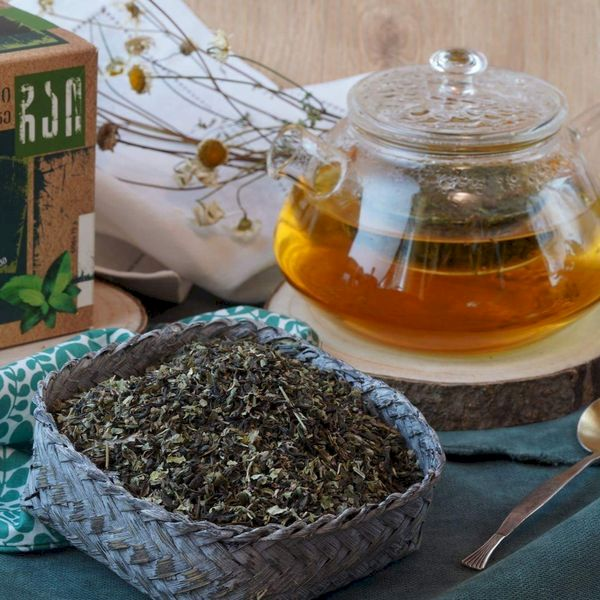 Gruzińska herbata, zielona herbata z gruzji