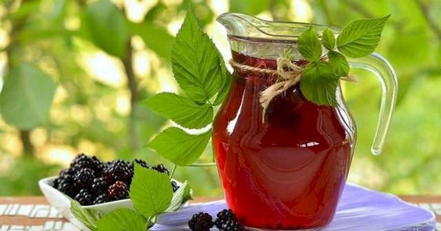 Kompoty naturalne, Kompoty z Armenii